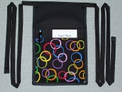 2 Pocket Side Pouches with Bands