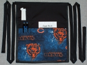 Chicago Bears Side Apron