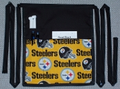 Pittsburgh Yellow Steelers Side Apron