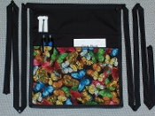 Meadow Butterflies Side Apron