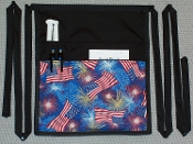 Stars & Stripes Side Apron