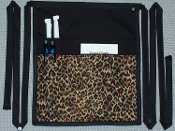 Cheetah Print Side Apron