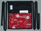 Coca Cola Side Apron