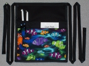 Clownfish Colors Side Apron