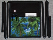 Tropical Palm Side Apron