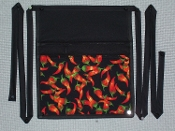 Red Hot Chili's Side Apron